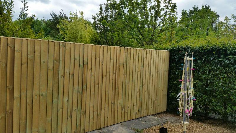 Closeboard Fencing Installers Saffron Walden