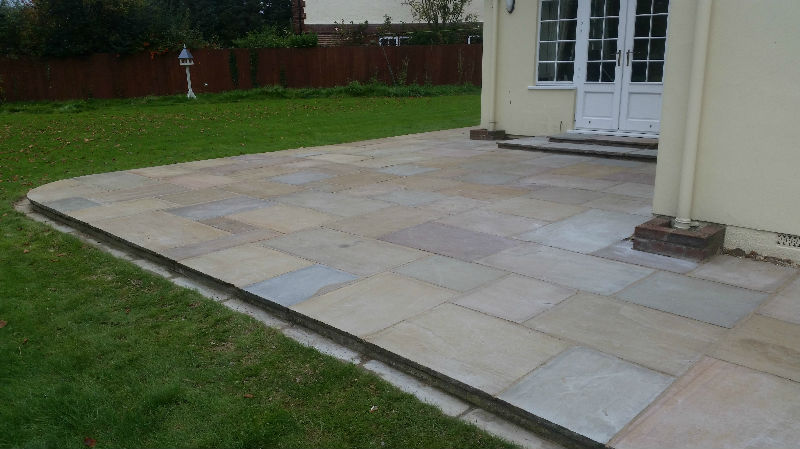 Patio Renovation Saffron Walden